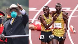 President Yoweri Museveni Gifts Ugandan Medalists Cars, to Build Houses for Their Parents