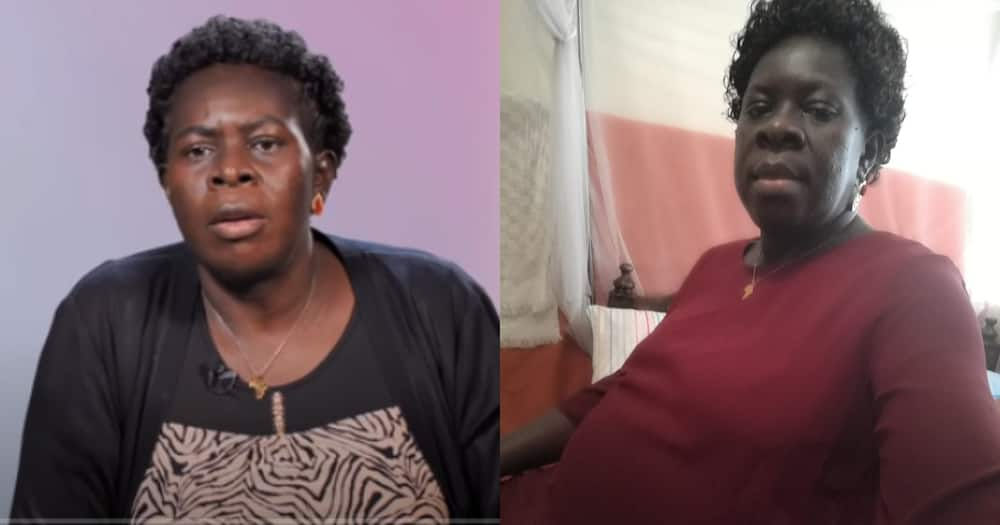 Jemima Okutu is a 52-year-old mom of twins.