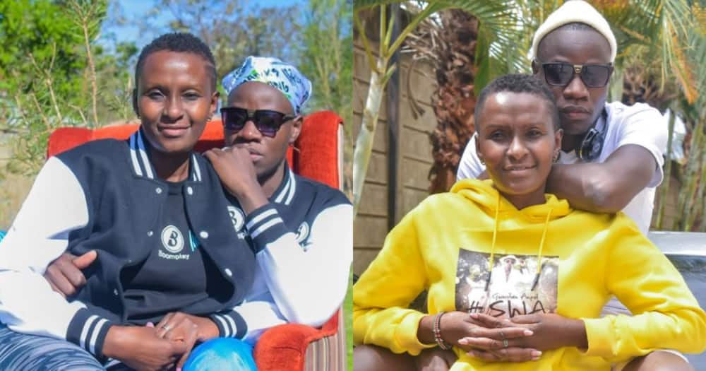 Kenyans Ask Guardian Angel to Avoid Naysayers, Love Older Fiance without Fear