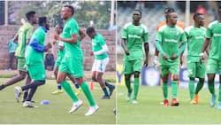 Gor Mahia vs Motema Pembe: K'Ogalo watemwa katika mchuano wa CAF
