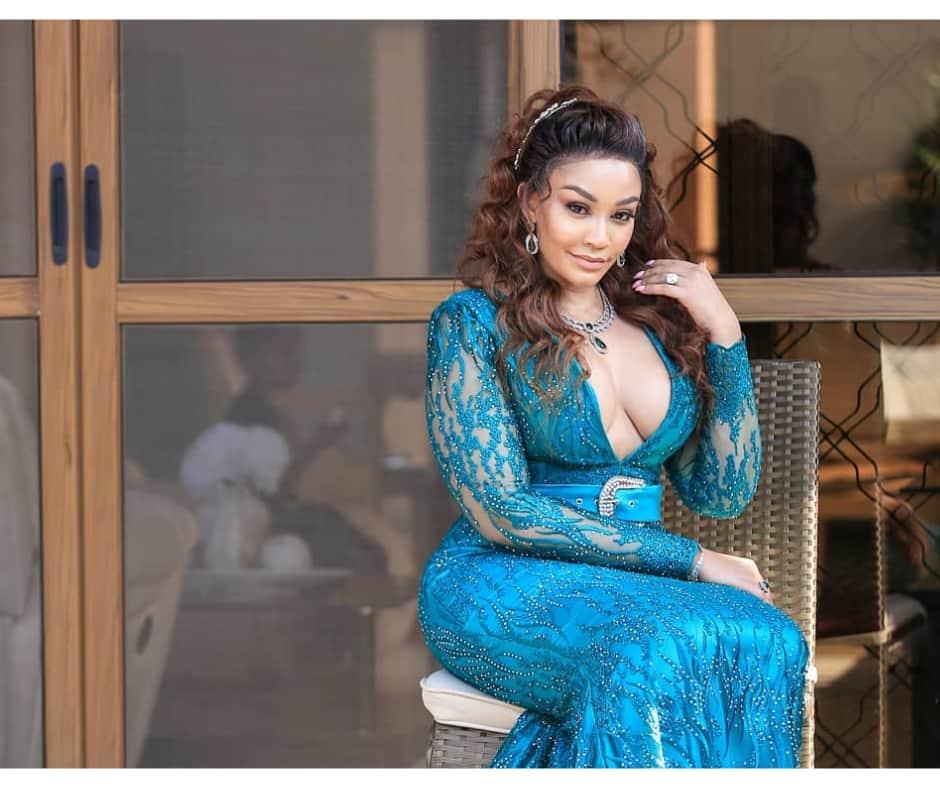 Ni mchango: Zari Hassan clarifies Diamond only topped up her cash to purchase Bentley