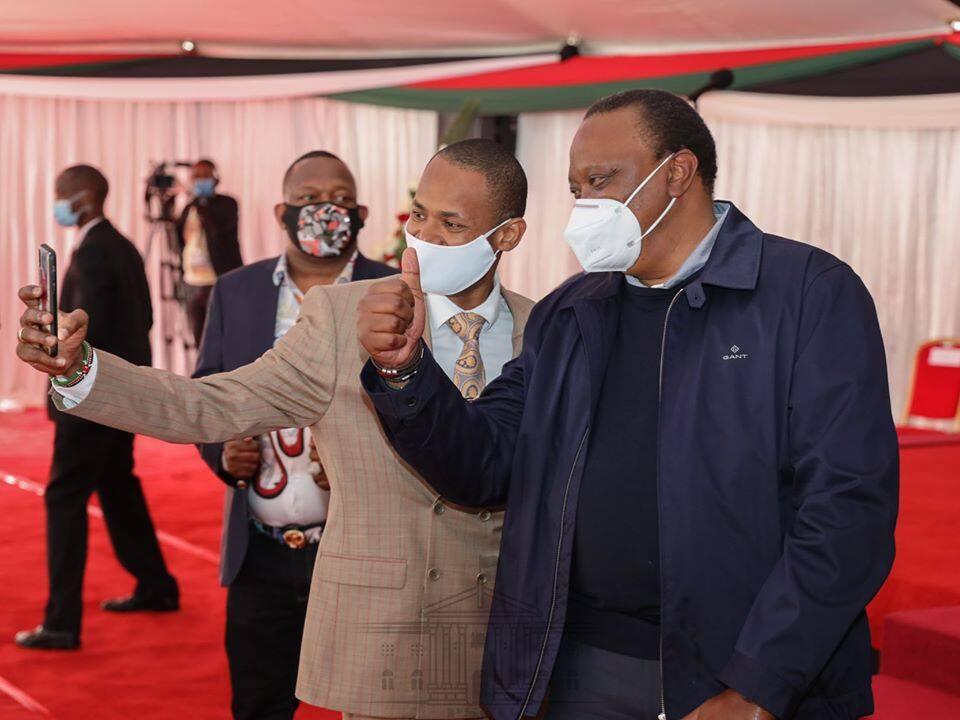 Rais Uhuru hatimaye azungumzia utata kwenye seneti kuhusu ugavi mapato