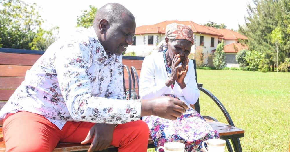 David Murathe says William Ruto will be evicted from his official Karen residence