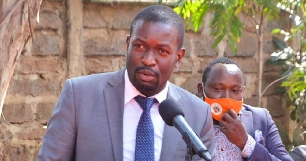 Edwin Sifuna says Jubilee is using BBI as scapegoat for its failures