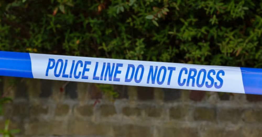 Police claimed Nduva ingested acid.
