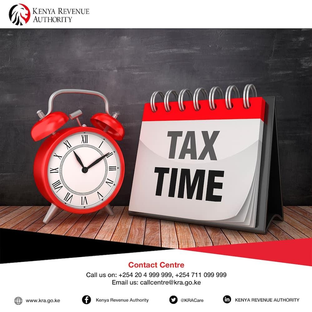 KRA tax returns deadline