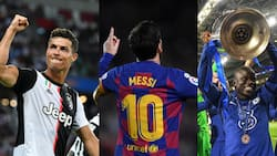 Top 6 Favourites to Win the Ballon D'or Award This Year