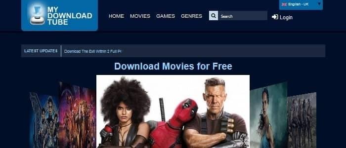 12 best sites to download movies ▷ Tuko co ke