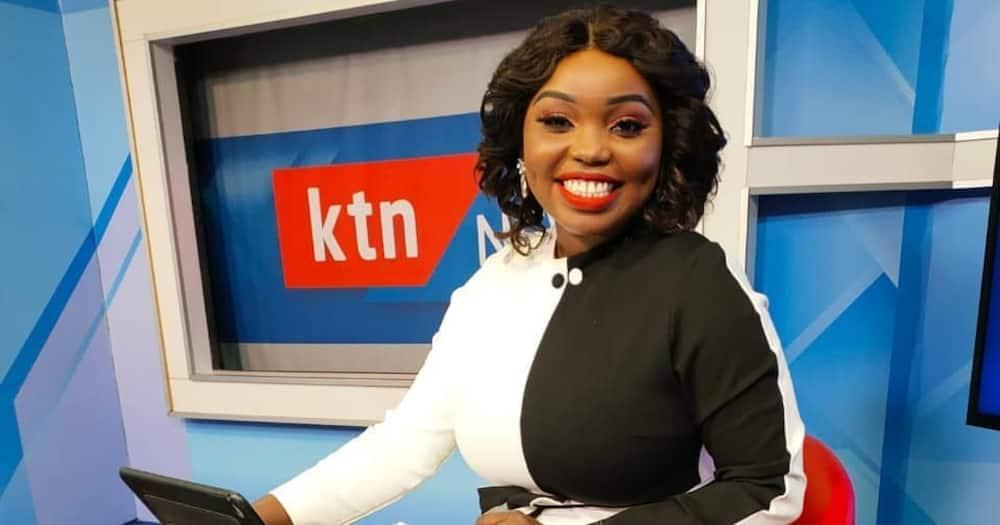 Swahili news anchor Fridah Mwaka quits KTN News after 3 years