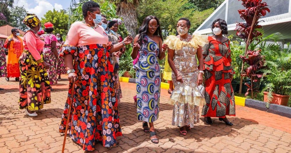Racheal Ruto celebrates joys of motherhood with beautiful photos of her daughter's koito