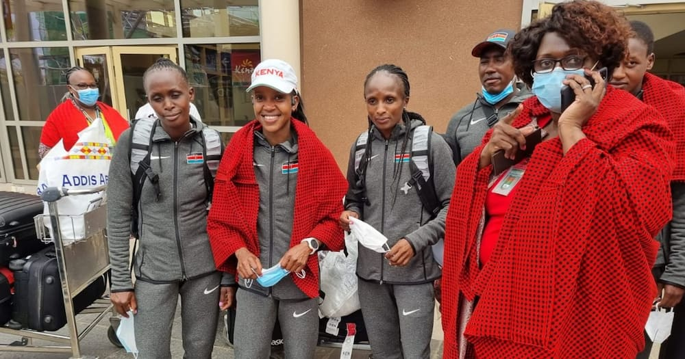 Kenyan athletes bagged 10 medals in 2020 Tokyo Olympics.