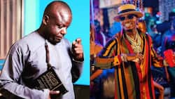 Diamond's Former Manager Ostaz Accuses Musician of Misleading Young Generation with His Fake Life