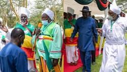 Raila Odinga Apokea Baraka za Akorino Kwenye Safari ya 2022