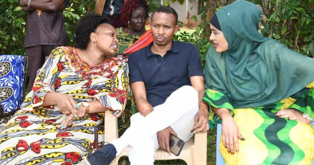 Nyali MP Mohammed Ali goes Biblical, reads Isaiah 10 in church to slam BBI