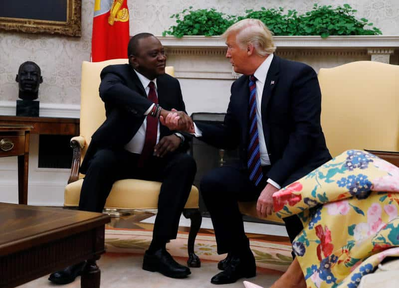 Kenya ranks 6 in African countries with highest number of USA deportees