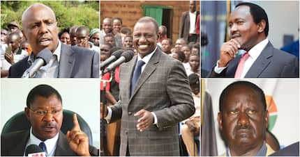 Relax, the game is yet to begin - Ruto tells opponents