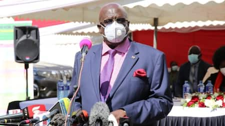 Education CS George Magoha Bans Hiring of School Buses for Private Events