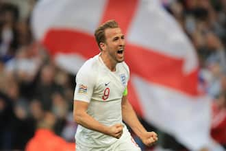 'I want to score more goals than Ronaldo and Messi': Harry Kane