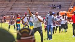 Tano Tena Hitmaker Ben Githae among Musicians Expected to Entertain Kenyans on Mashujaa Day
