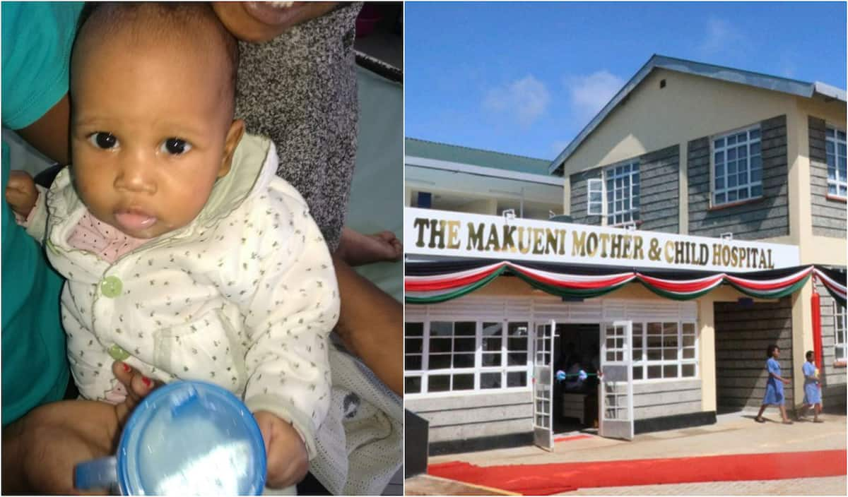 Help reunite this cute 4-month-old baby stolen from Nairobi with her family