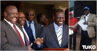 Isaac Ruto out to reconcile rebel Jubilee MPs with William Ruto after burying hatchet