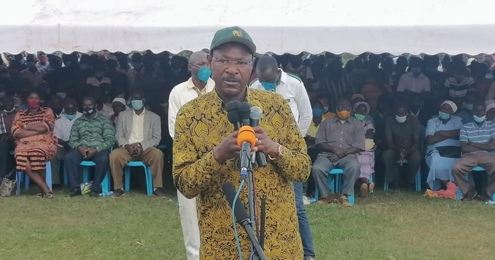 Wetang'ula asked Mukhisa Kituyi to join their coalition with Mudavadi in quest for presidency.