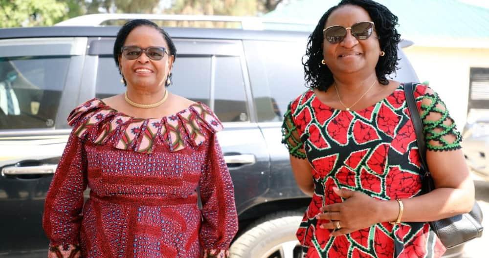 Tedd Josiah Elated After Spotting Martha Koome With His Designer Jokajok Handbag at Madaraka Day Ceremony