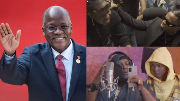 John Pombe Magufuli: Top Tanzanian Musicians Compose Song to Honour Late President
