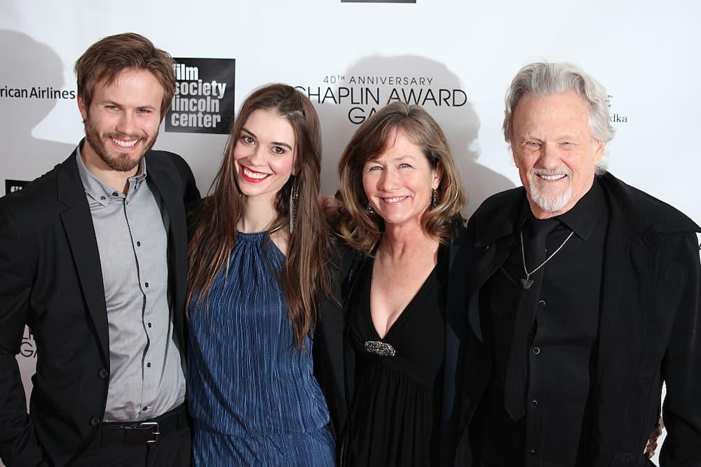 Kris Kristofferson's children