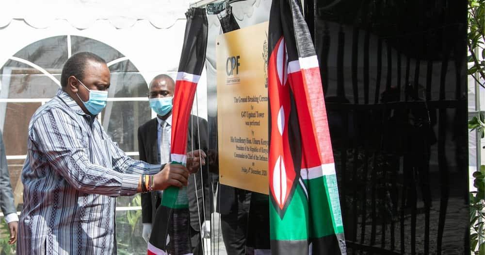 Uhuru asks foreign partners to desist from meddling in Kenya's affairs