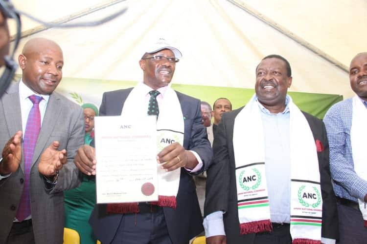 Eliud Owalo ajiuzulu kutoka chama cha ANC