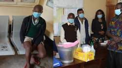 Relief for Form One Boy Who Walked 50kms to School as Well-Wisher Pays First Year Fees