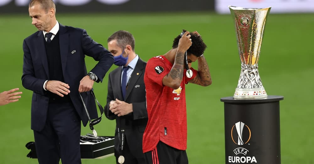 Europa League Final: Rashford Subjected to Vile Abuse Online after Villareal Defeat