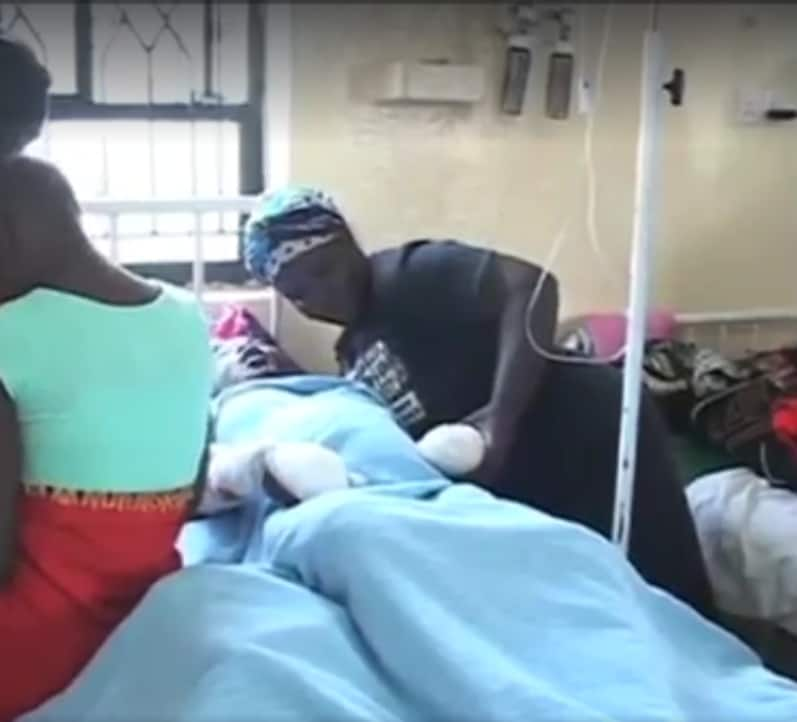 Kakamega man chops off wive's hands after domestic dispute