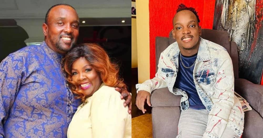The Kiunas: Allan and Kathy Kiuna (l) and their 21-year-old son Jeremy Kiuna (r).