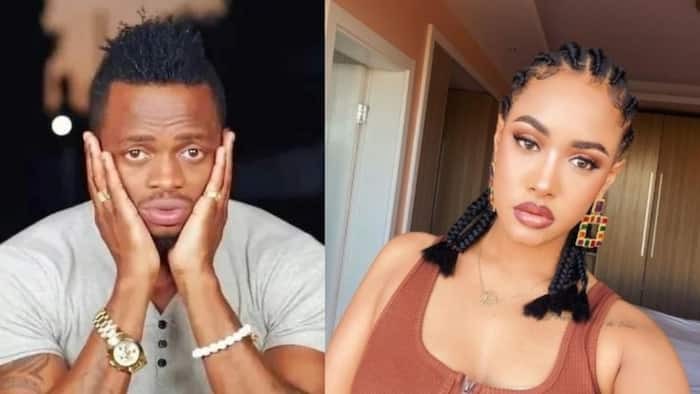 Tanasha Donna Confirms She Refused to Work with Baby Daddy Diamond Platnumz
