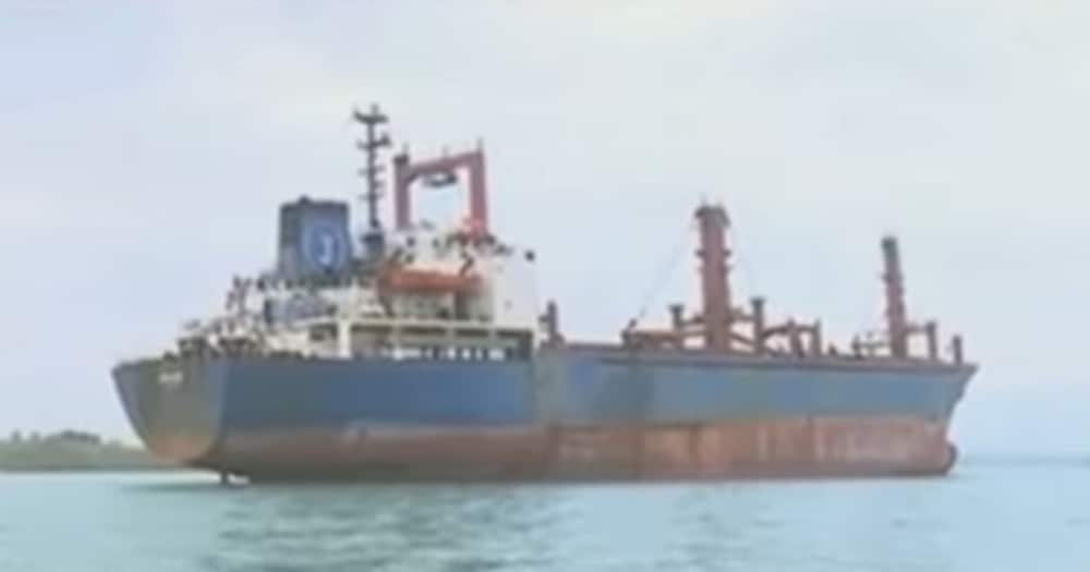9 Syrian Nationals Abandoned at Mombasa Port in 2019 Sell Employer's Ship to Return Home