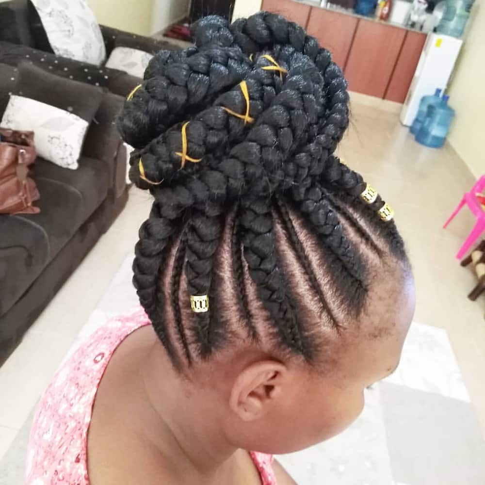braided hairstyles in kenya