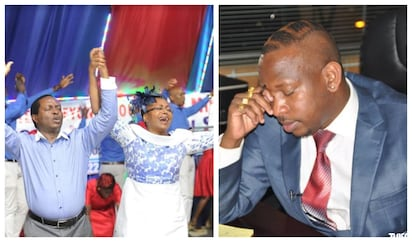 Female City pastor denies having affair with Nairobi governor Mike Sonko