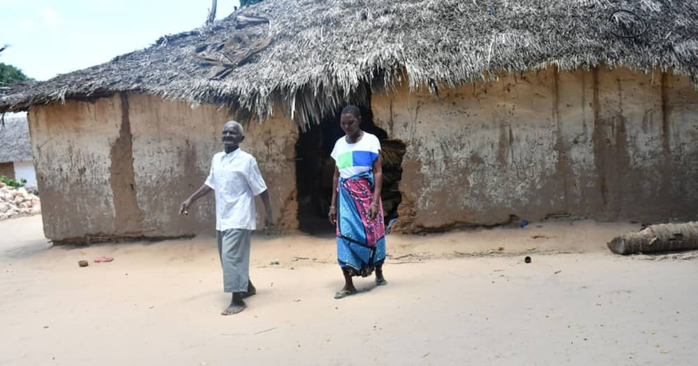 Kilifi: Meet Man Who Detests Shoes, Appeared at His Wedding Barefooted