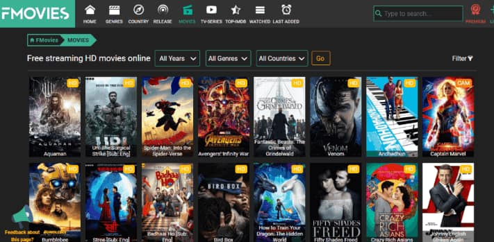 Is FMovies safe and legit to watch movies online?