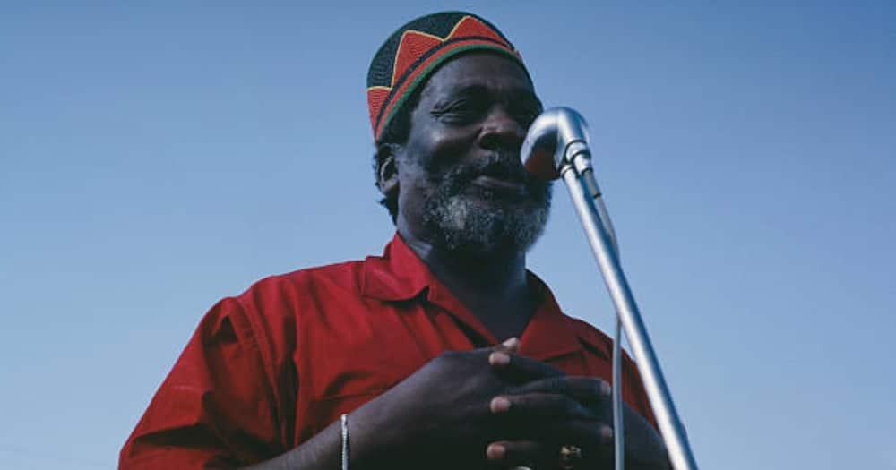 Kenya's founding president Mzee Jomo Kenyatta.