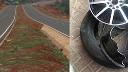 Motorist narrates narrow escape from robbers along Nairobi's Southern Bypass