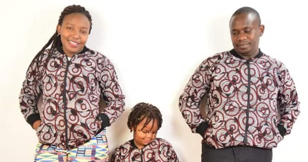 Kenyan couple who met at M-Pesa shop celebrate 8-year wedding anniversary