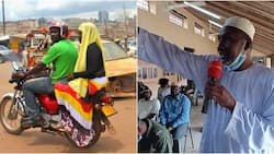 """Muslim Clerics Urge Gov't to Ban Women from Riding on Bodabodas to Curb Promiscuity: """"It's Just too Much"""""""