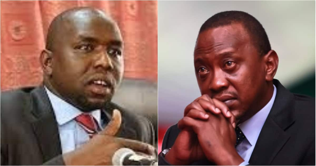Image result for murkomen vs uhuru