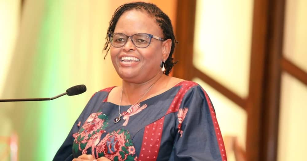 Kenyan Girl Who Dressed as Judge for Career Day Hopes to Be Like Martha Koome
