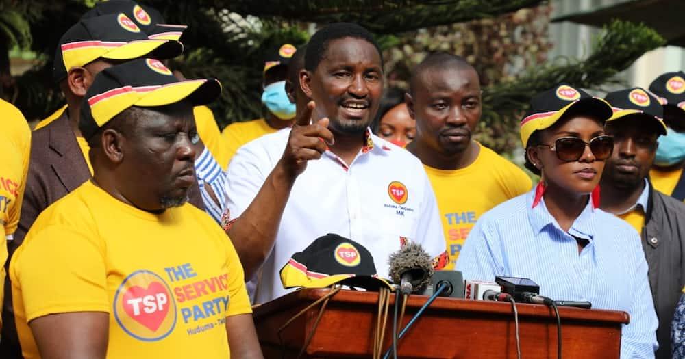 Former CS Mwangi Kiunjuri. Photo: Mwangi Kiunjuri.