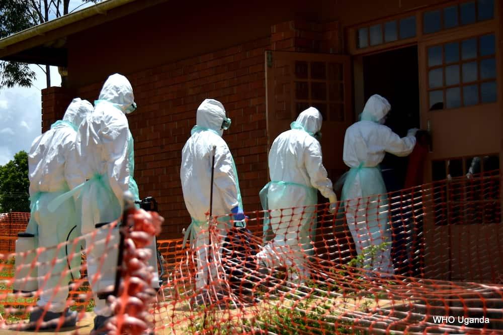 Uganda registers 1st COVID-19 death