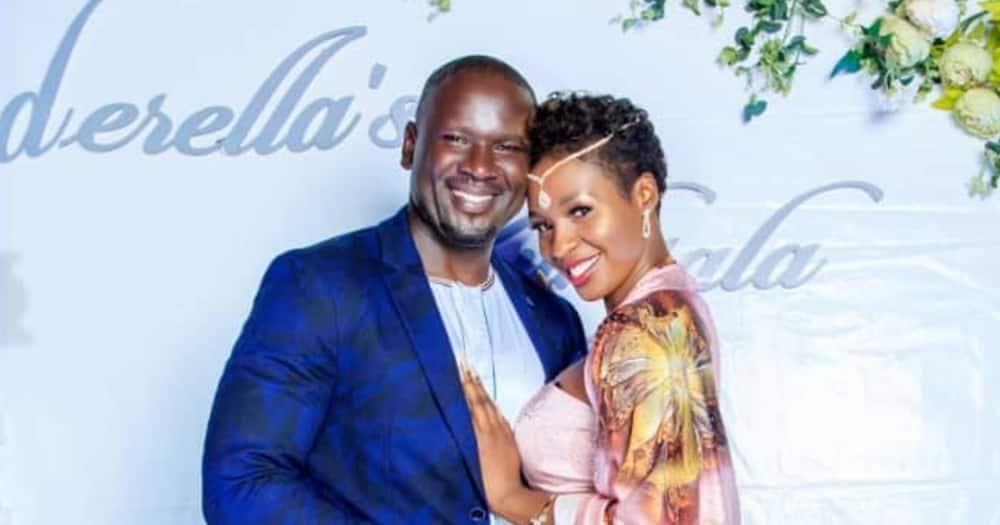 Ugandan Singer Cindy Sanyu's Fiancé Visits Her Family Ahead of Their Wedding